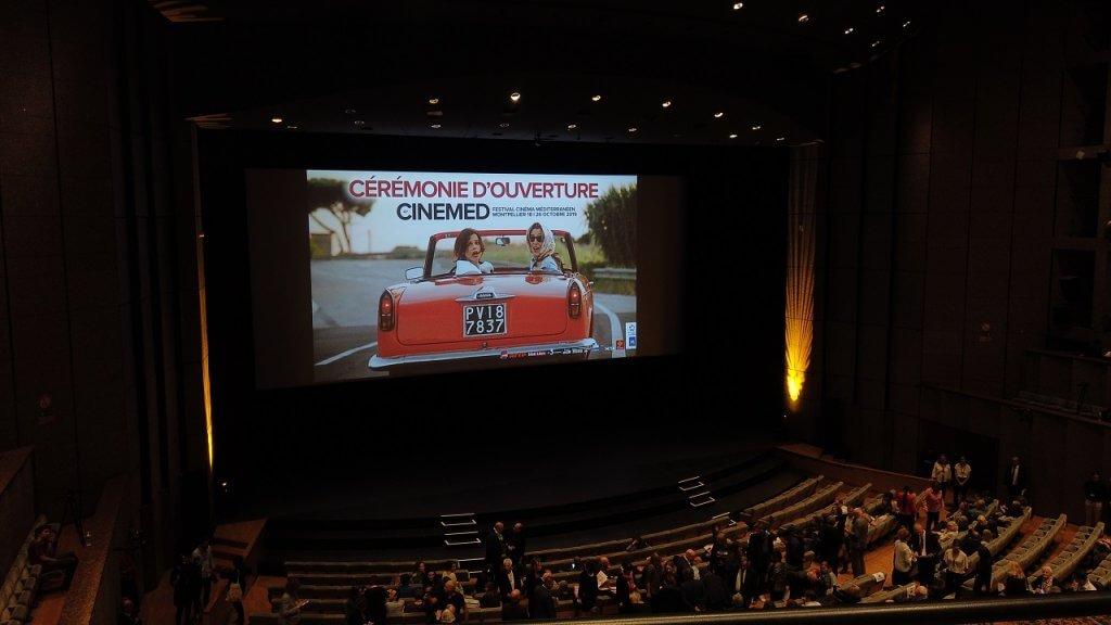 """مهرجان السينما المتوسطية لمونبلييه """"سينيميد"""