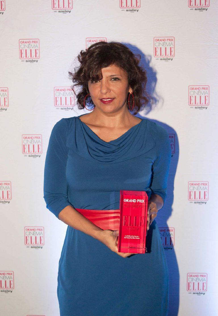 المخرجة التونسية كوثر بن هنية